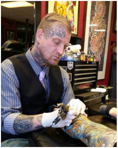 john monk world class tattoos in kansas city